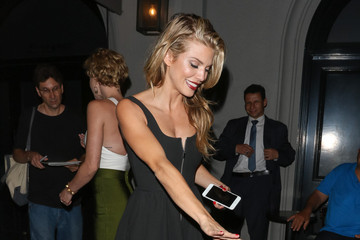 Angel McCord AnnaLynne McCord and Angel McCord at Craig's Restaurant