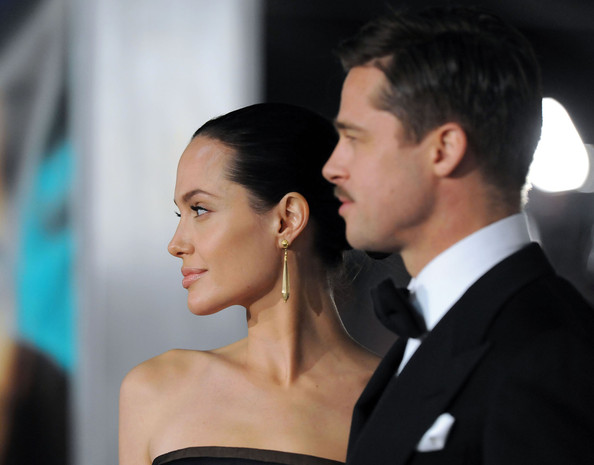 """Angelina Jolie - """"The Curious Case of Benjamin Button"""" World Premiere"""