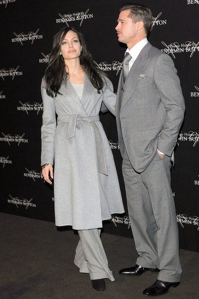 Angelina Jolie - The French premiere of 'The Curious Case of Benjamin ...