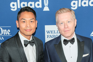 Anthony Rapp 29th Annual GLAAD Media Awards Los Angeles