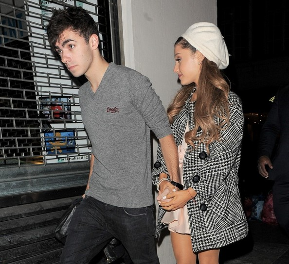 Is nathan from the wanted dating anyone