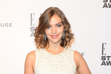 Arizona Muse Arrivals at the ELLE Style Awards — Part 3