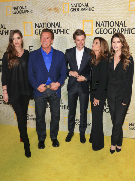 Premiere of National Geographic's 'The Long Road Home'