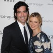 Amy Smart and Branden Williams