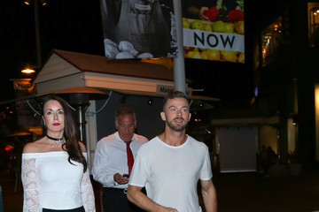 Artem Chigvintsev Celebrity Sightings at 'Dancing With Stars' After Party