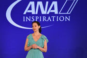 Ashley Judd is seen at the ANA inspiration women's talk on March 27, 2018.