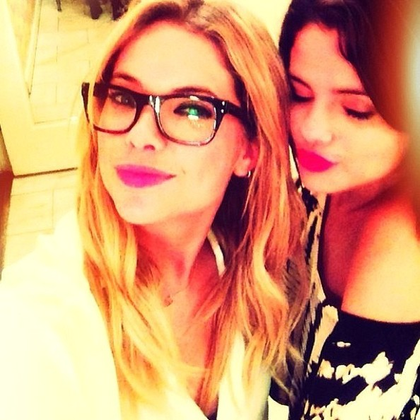 Ashley Benson Instagram Ashley benson celebrity social
