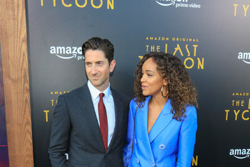 Ashley Madekwe Premiere Of Amazon Studios' 'The Last Tycoon'