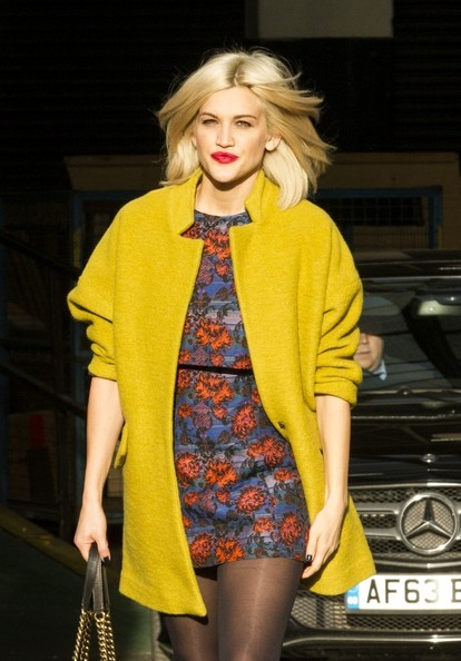 Ashley Roberts - Ashley Roberts Leaves the ITV Studios