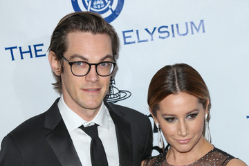 Ashley Tisdale Celebrities Attend Art of Elysium's 9th Annual Heaven Gala