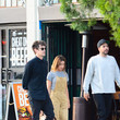 Ashley Tisdale Ashley Tisdale And Christopher French Seen In Los Angeles