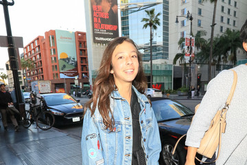 Aubrey Anderson-Emmons Aubrey Anderson-Emmons Attends Premiere Of 'School Of Rock' The Musical At The Pantages Theatre