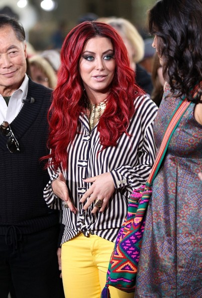 Who Is Aubrey O'Day: From Danity Kane to a Trump Sex ...