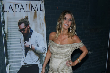 Audrina Patridge Celebrities Attending LaPalme Magazine's Spring Affair Launch Party at the Room