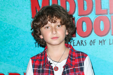 August Maturo Premiere of CBS Films' 'Middle School: The Worst Years Of My Life'