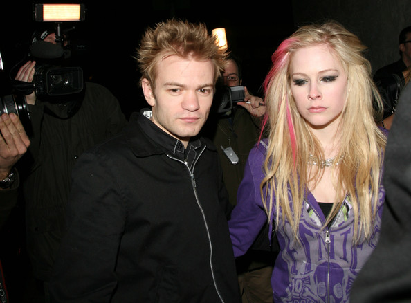Avril lavigne deryck whibley consider