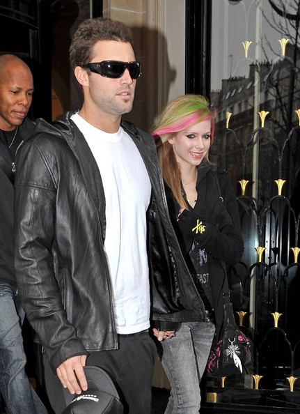 Are avril and brody still dating september 2011