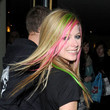 Avril Lavigne Out and About