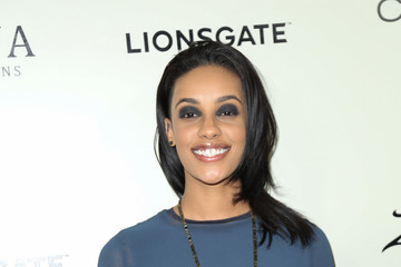 AzMarie Livingston Premiere of Lionsgate's 'The Perfect Match' - Red Carpet