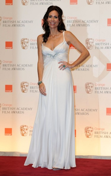 The press room at the 2011 BAFTA awards ceremony held at the Royal Opera House.