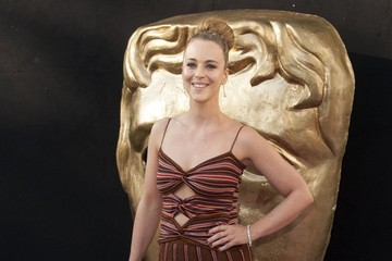 Miranda Raison Arrivals at the BAFTA Awards