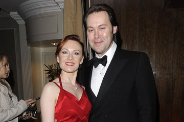 Christian McKay BAFTA dinner