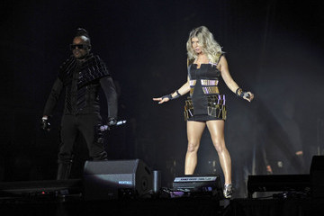 Fergie will.i.am BEP in Madrid