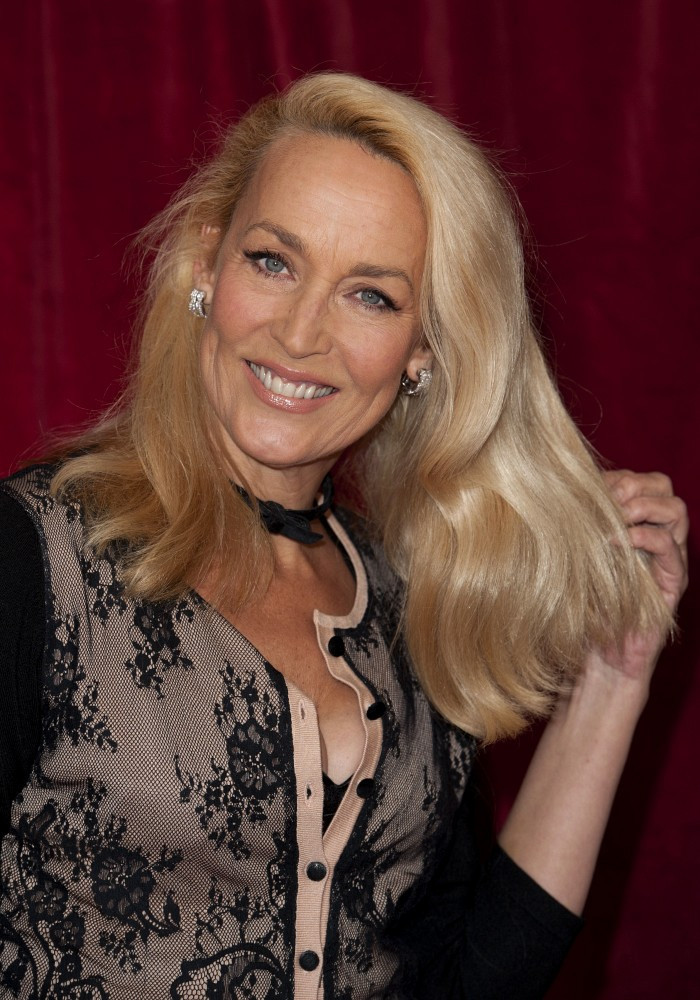 Jerry Hall Photos Photos British Soap Awards Zimbio