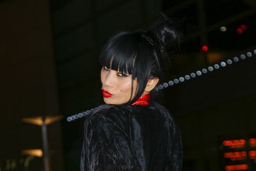 Bai Ling Celebs Attend Opening Night of 'Star Wars: The Force Awakens' at ArcLight Cinemas