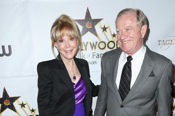 Barbara Eden Celebrities Attends the Hollywood Walk of Fame Honors at Taglyan Complex
