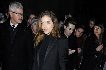 Barbara Palvin Celebs Leave the ELLE Style Awards