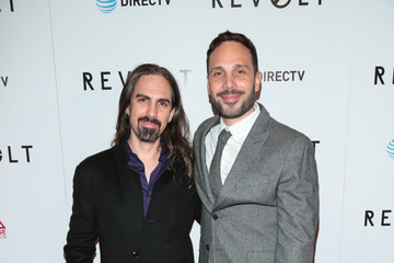 Bear McCreary Guests Attend the Revolt Premiere at IPIX Theatre