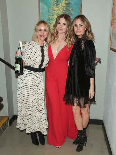 c9dcc7e8d80 Becca Tobin and Keltie Knight Photos Photos - The LadyGang Podcast ...