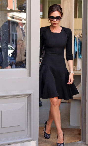 David and victoria beckham shop in soho zimbio for Office design victoria
