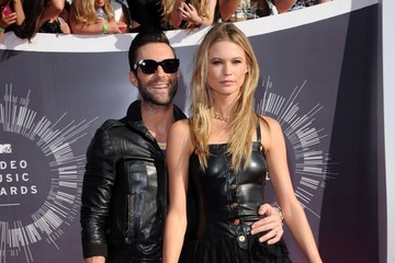 Behati Prinsloo Arrivals at the MTV Video Music Awards