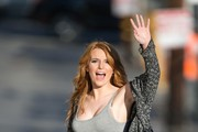 Bella Thorne Visits 'Jimmy Kimmel Live!'