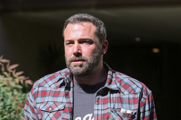 Ben Affleck Ben Affleck Spotted In L.A.