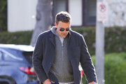 Ben Affleck out and about..