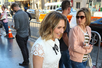 Beverley Mitchell Beverley Mitchell Spotted Outside TCL Chinese Theatre