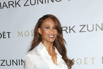 Beverly Johnson Celebrities Attend the Mark Zunino Atelier Store Opening in Beverly Hills