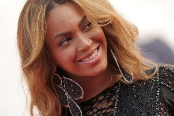 Beyonce Knowles Arrivals at the MTV Video Music Awards