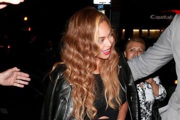 Beyonce Knowles Beyonce Knowles Out in NYC