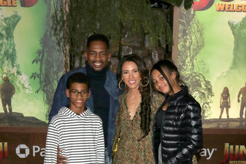 Bill Bellamy Premiere of Columbia Pictures' 'Jumanji: Welcome to the Jungle'