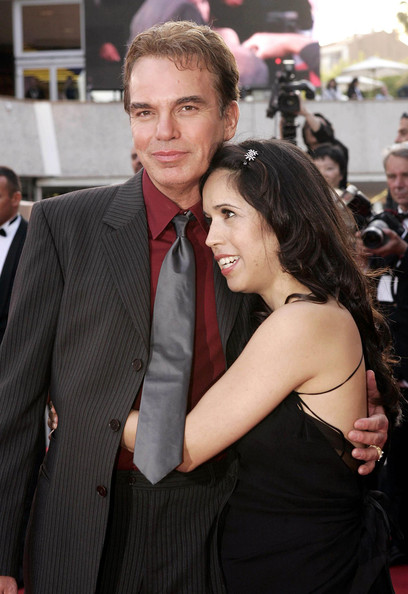 Billy Bob Thornton with cool, Girlfriend Connie Angland