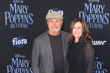 Billy Crystal Premiere Of Disney's 'Mary Poppins Returns'
