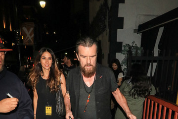 Billy Duffy Billy Duffy Is Seen Outside Avalon in Hollywood