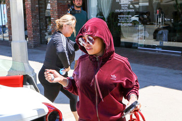 Blac Chyna Blac Chyna Is Seen Out In LA