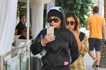 Blac Chyna Blac Chyna Is Seen Out With a Friend