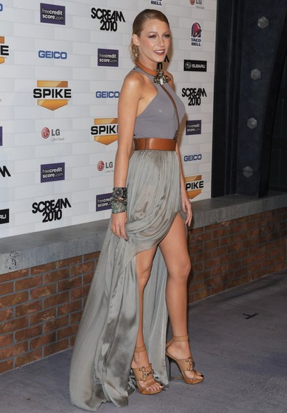 "Blake Lively Spike TV's ""Scream 2010"".Greek Theatre, Los Angeles, CA"