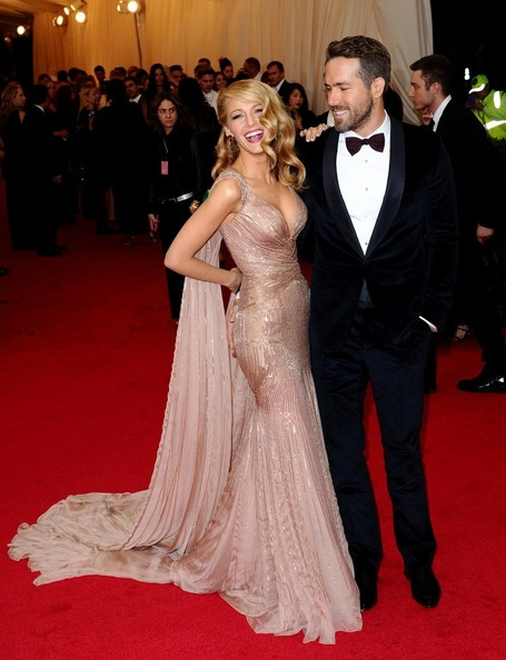 Blake Lively - Red Carpet Arrivals at the Met Gala — Part 2